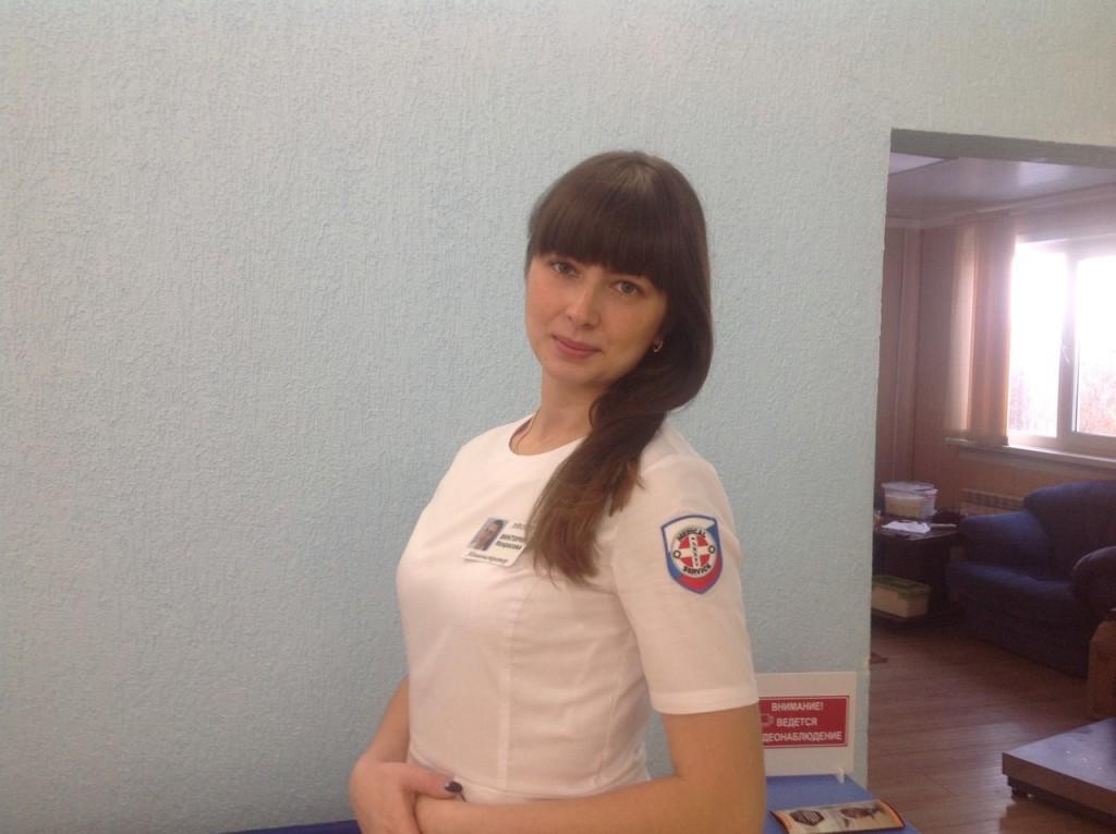 Виктория Некрасова